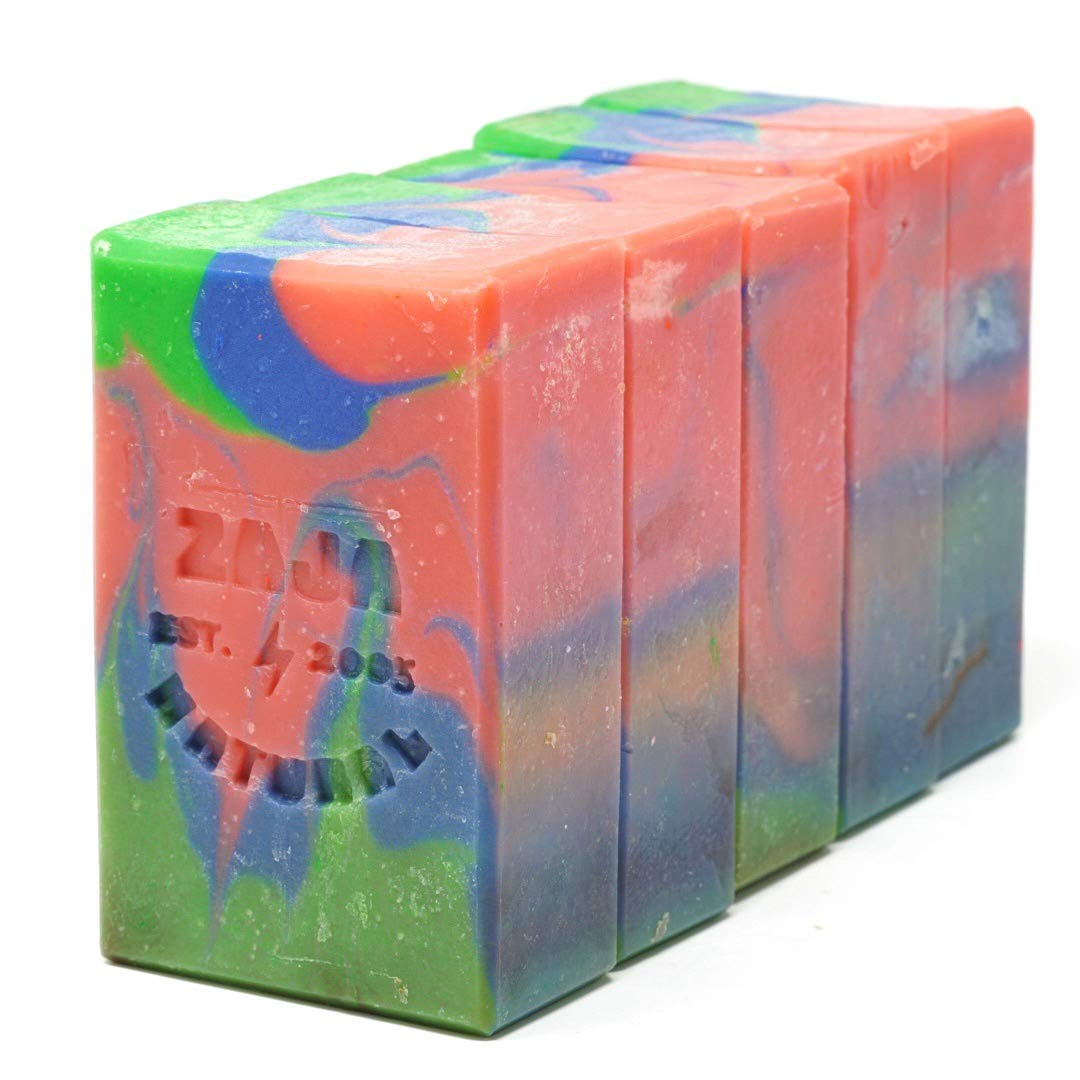 Butt Naked Bar Soap 6oz - Strawberry, Coconut, Cherry, Banana, Melon, Peach