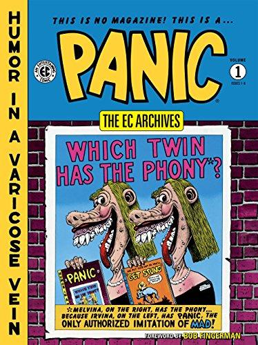 The EC Archives: Panic Volume 1 -