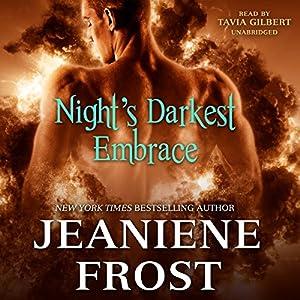 Night's Darkest Embrace Audiobook