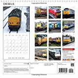 DIESELS 2016: British Locos (Calvendo Technology)