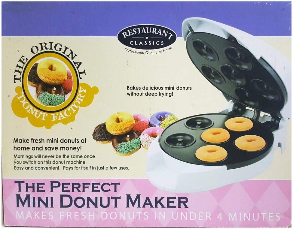 Amazon.com: Smart Planet MDM-1 The Original Donut Factory ...