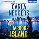 Front cover for the book The Harbor by Carla Neggers