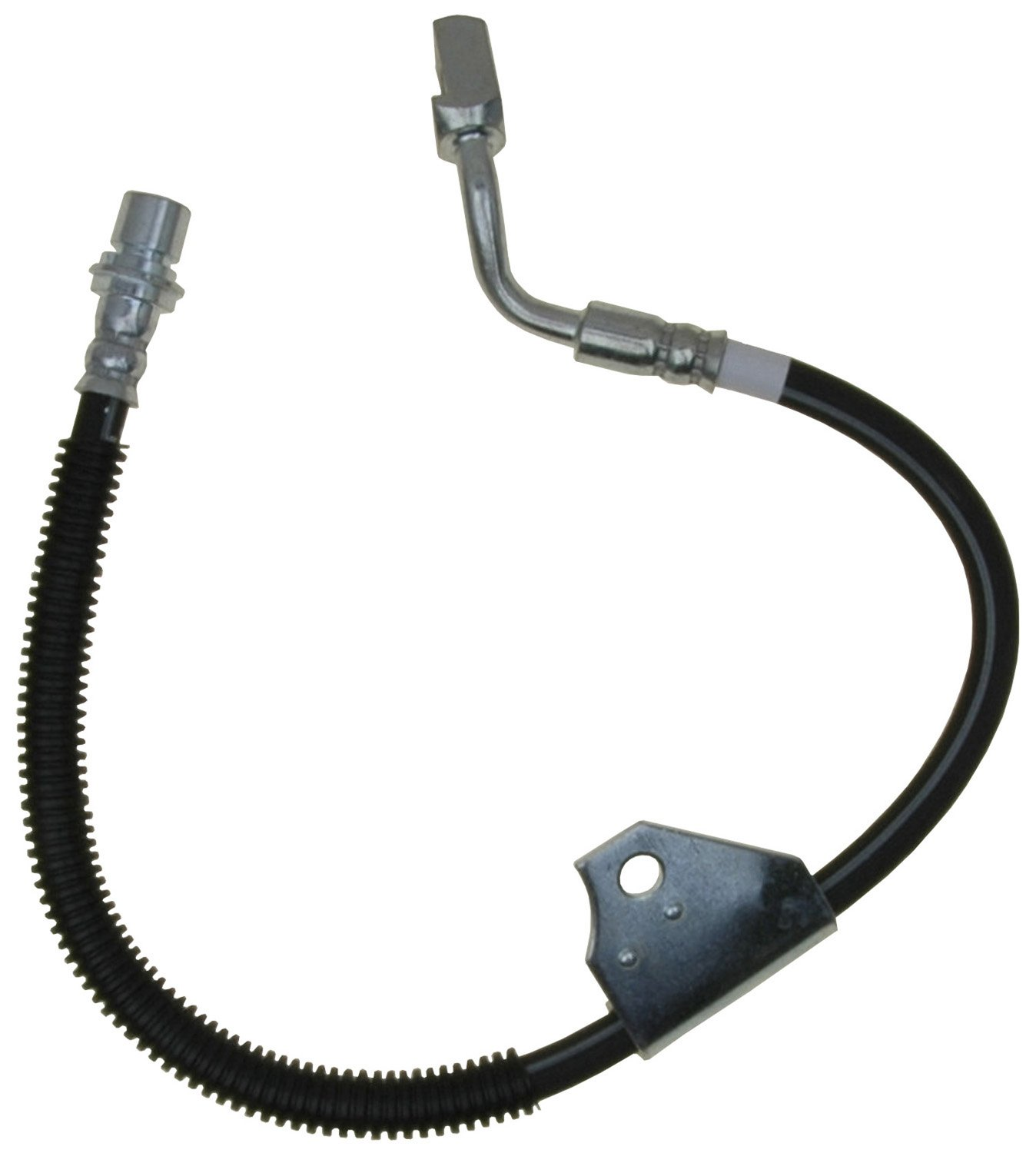 ACDelco 18J1645 Professional Front Driver Side Hydraulic Brake Hose Assembly