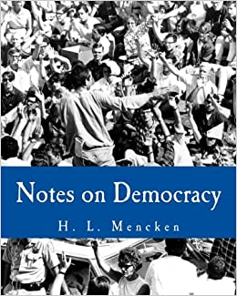 Book Notes on Democracy (Large Print Edition)