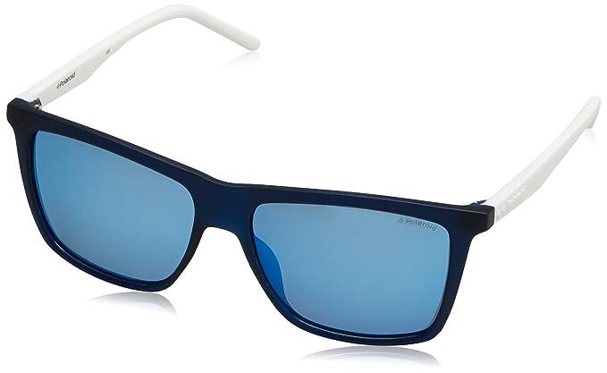 Polaroid Hombre PLD 2050/S 5X PJP Gafas de sol, Azul (Bluette/Grey Grey Speckled Blue Pz), 55: Amazon.es: Ropa y accesorios