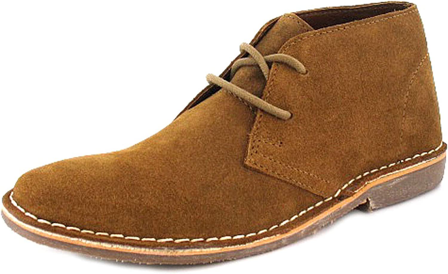 Red Tape Gobi Mens Suede Leather