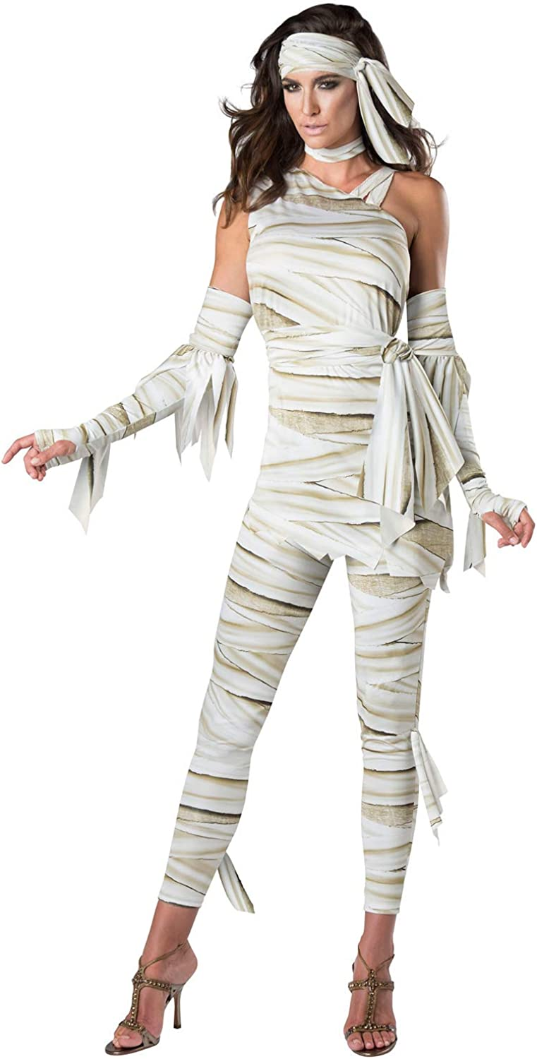 Unwrapped Adult Costume