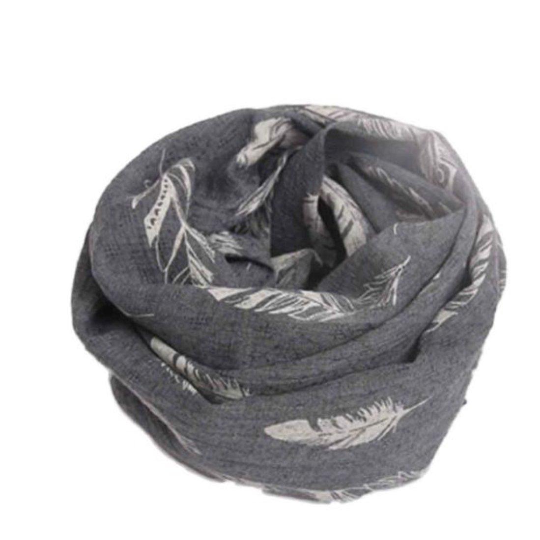 Voberry Autumn Winter Boys Girls Collar Baby Scarf Cotton O Ring Neck Scarves