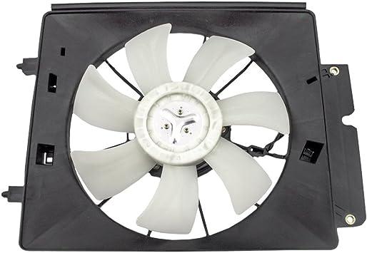 2003-2006 Honda Element L4 2.4L Condenser Fan Assembly Fits