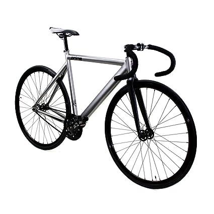 Amazon.com : Zycle Fix Track Fixie Bike (Prime Series) Fixed Gear ...