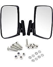Espejos retrovisores universales para carrito de golf EzGo Club Car Yamaha, Moveland RHOX Style Accessories