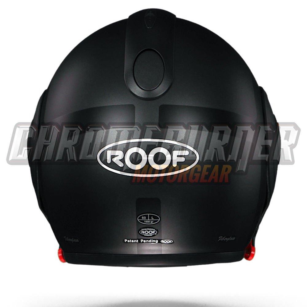 Techo Boxer V8 Bond Tapa frontal para casco de moto: Amazon.es: Deportes y aire libre