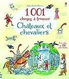 1001 choses à trouver Châteaux et chevaliers - Autocollants Usborne