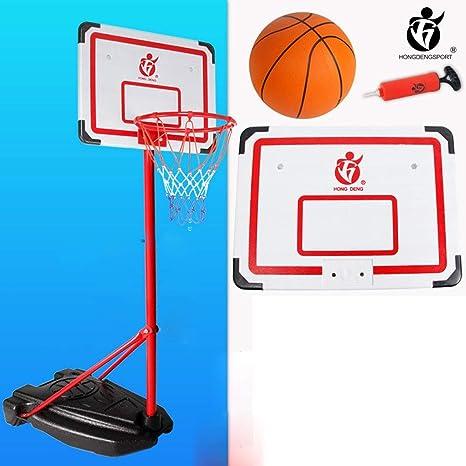 XZYB-lqj Cancha de Baloncesto al Aire Libre Portable Q0183 ...