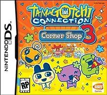 Tamagotchi Cornershop 3 - Nintendo DS
