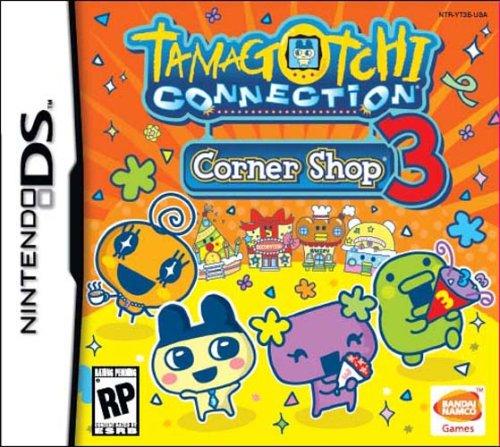 Tamagotchi Cornershop 3 - Nintendo DS ()