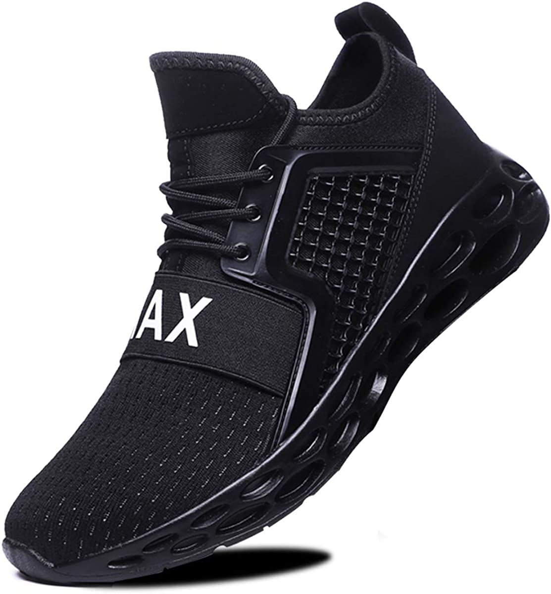 LSGEGO Men Tennis Shoes Fashion Sneakers Men s Walking Running Shoes Breathable Casual Sprot Lightwight