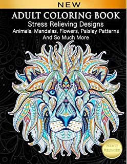Amazon Com Adult Coloring Books By Kendall Rae Ultimate Relaxation