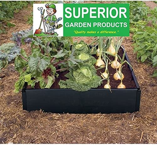 Productos de jardín ® Kit para cama de cultivo en resistente al agua ...