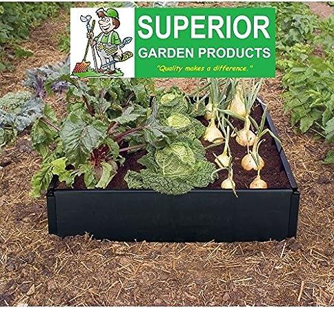Productos de jardín ® Kit para cama de cultivo en resistente al ...