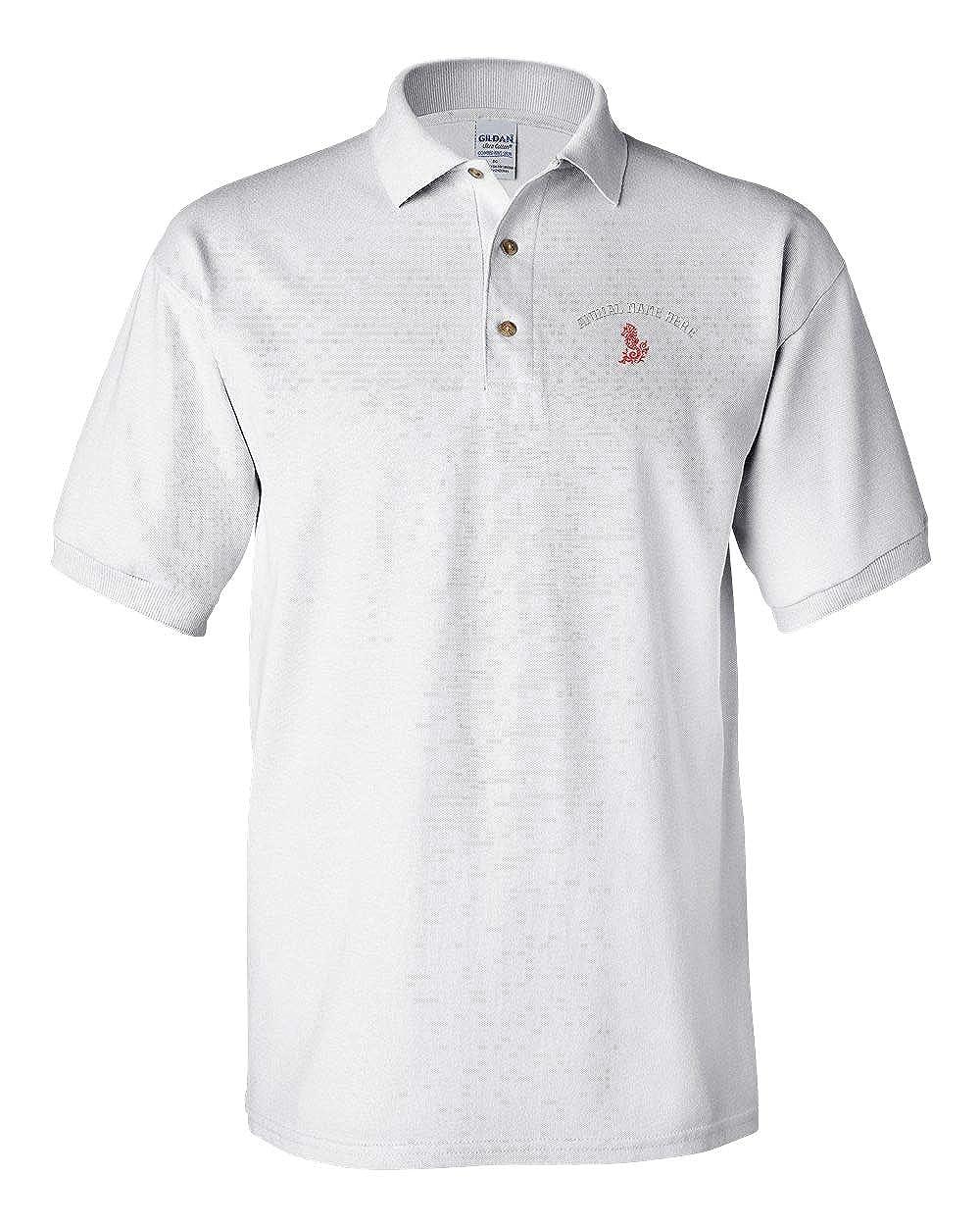 Amazon.com: Camisa de polo personalizable con diseño de ...