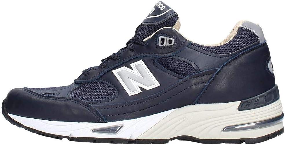 new balance 991 blu uomo