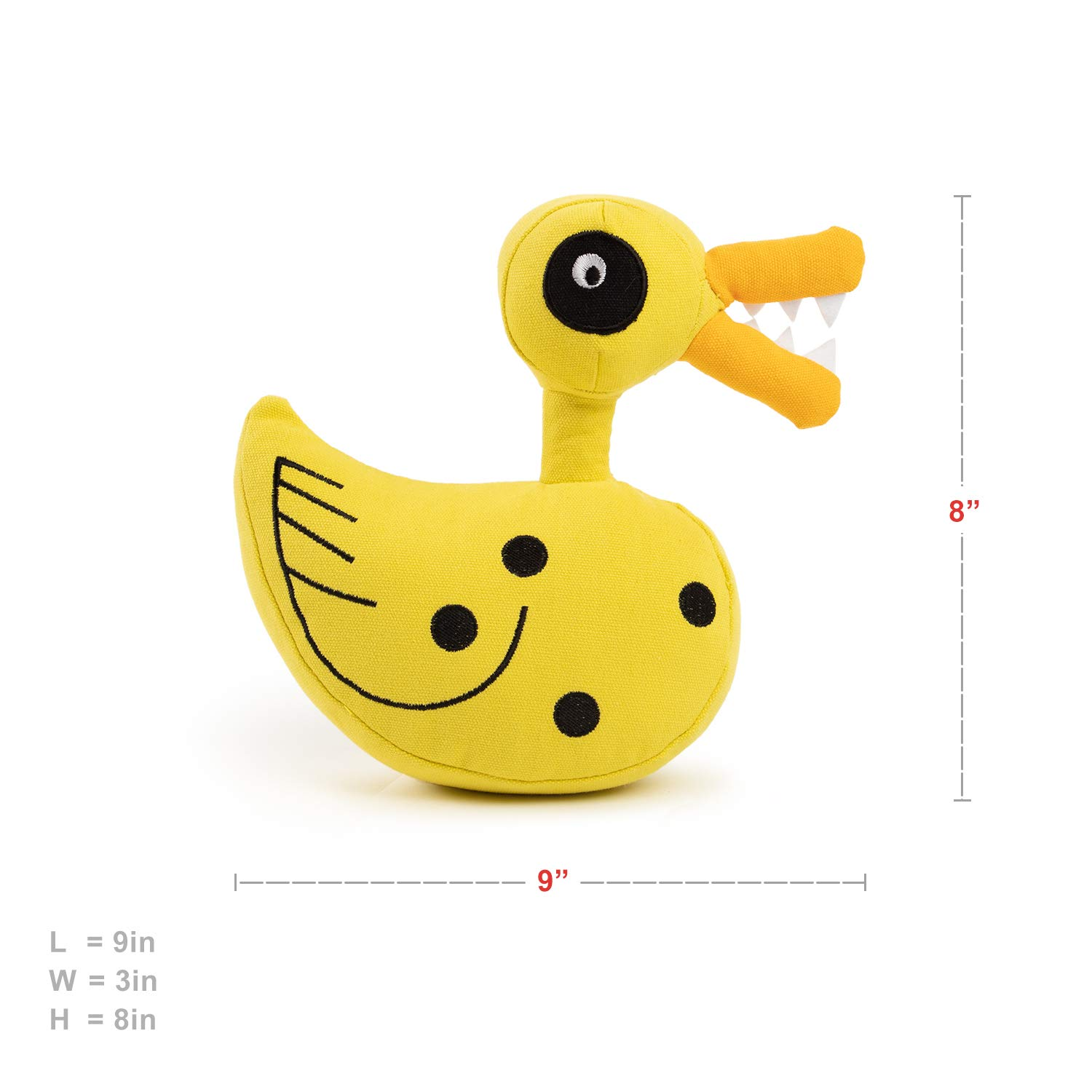 Christmas Duck.Disney Chew Toy Nightmare Before Christmas Scary Duck