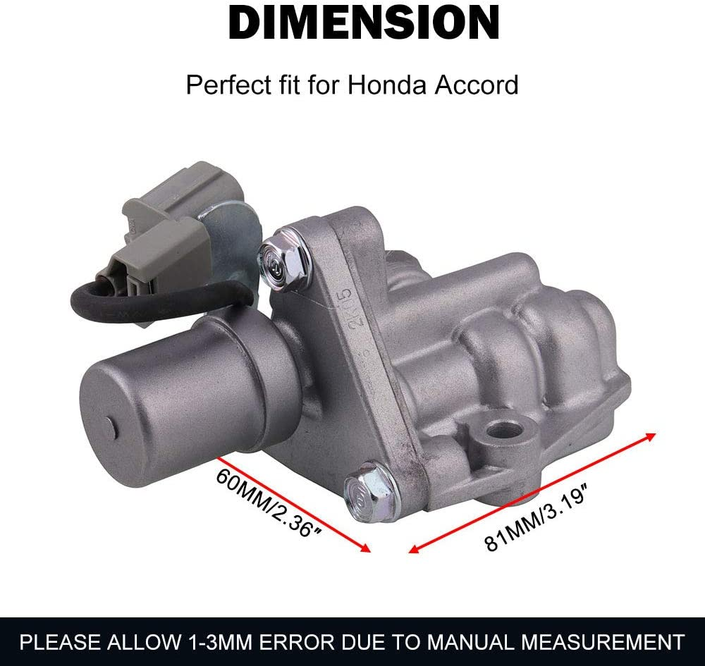 Jeyaic Oil Controls VVT Valve Compatible with Honda Accord ...