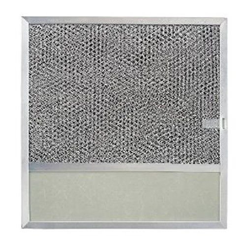 KHY Aluminum Mesh Vent Lens Filter for Broan and NuTone RangeAire R610050, BP57, BP-57, 61005, R61005, 610050