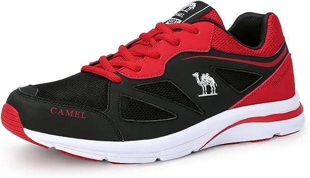 CAMEL Zapatillas de Running Zapatillas Deportivas de Malla ...