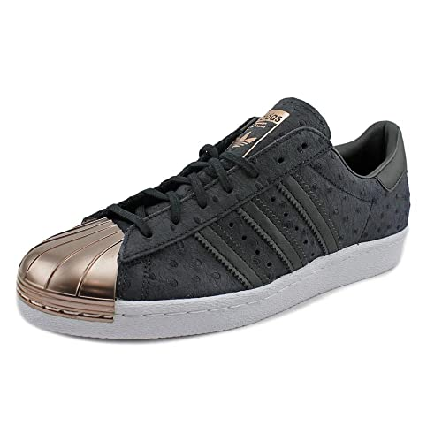 adidas Superstar 80s Metal Toe W Calzado: Amazon.es: Zapatos y complementos