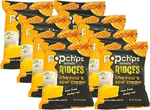 Potato Chips: popchips ridges