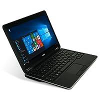 DELL Latitude E7240–12,5pollici HD portatile Notebook–Intel Core i5–4310U 2X 2GHz 4GB DDR3SSD 128GB–Windows 10Home 64bit (Certificato e General tramite Holt)