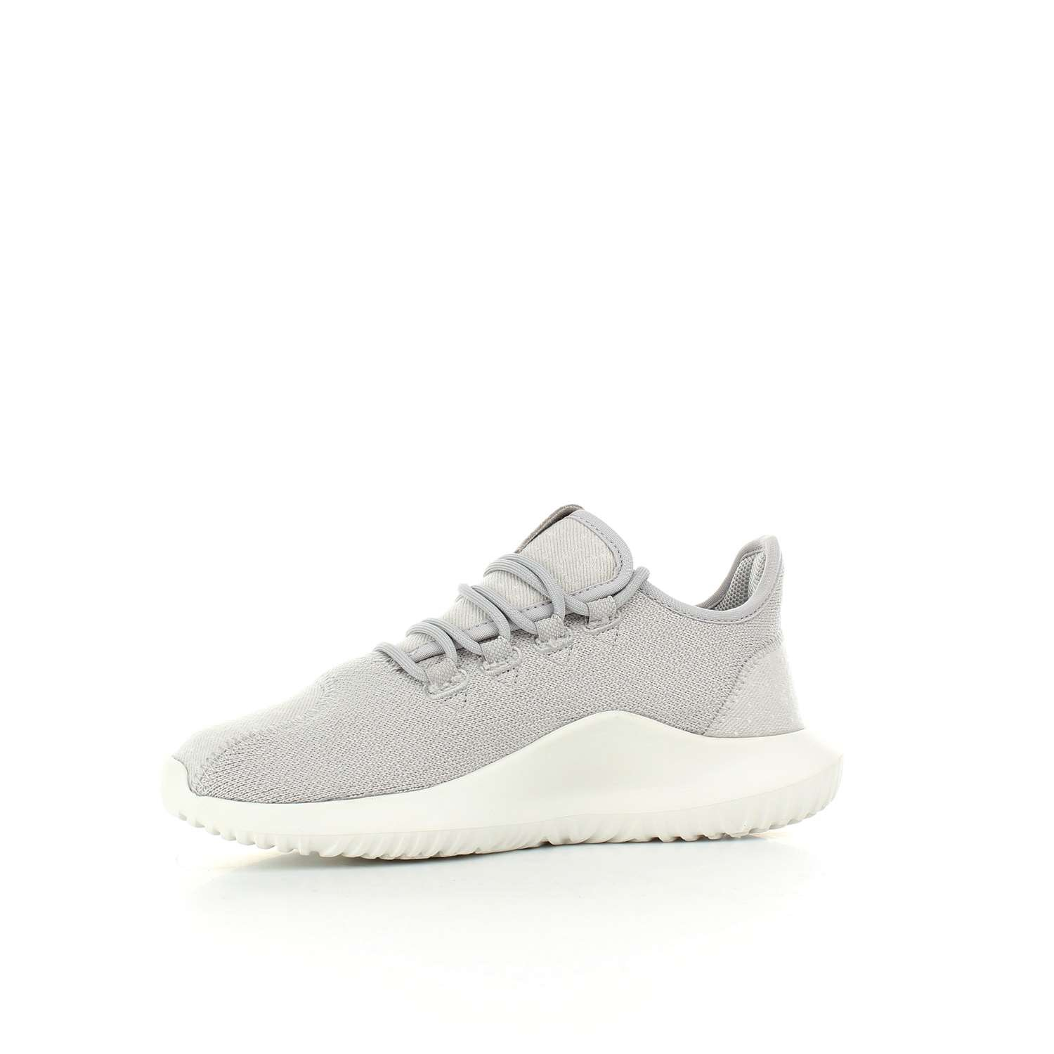 Amazon.com | adidas Originals Tubular Shadow J Grey Three Textile Youth Trainers | Sneakers