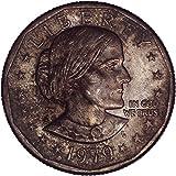 1979 D Susan B. Anthony Dollar $1 Very Good
