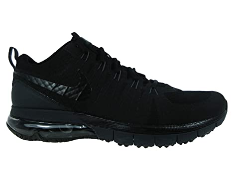 Zapatillas Nike Air Max TR180 Negro / Negro / Antracita malla Cross-Trainers 6 M