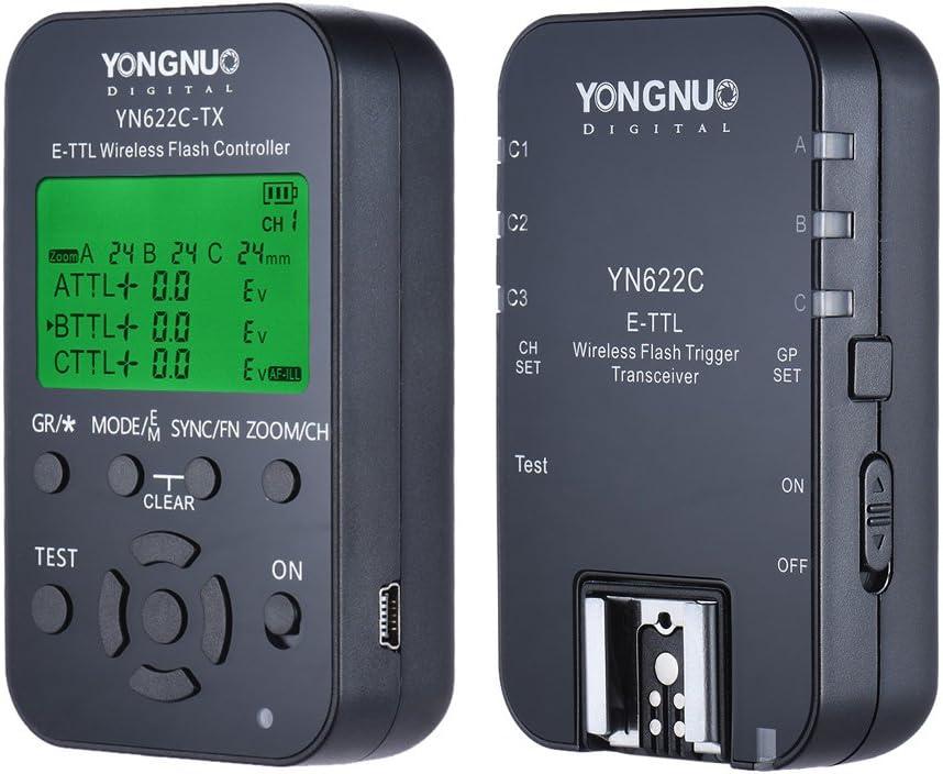 Yongnuo Yn622c Kit Kabellose Fernbedienung Mit Einer Kamera