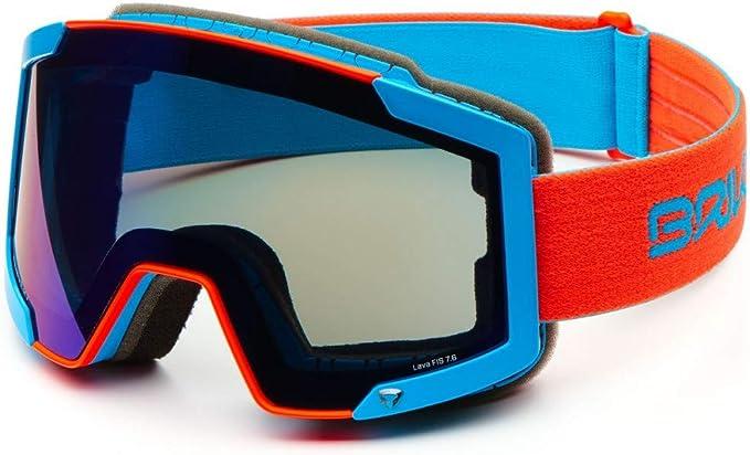 Occhiali Unisex Adulto Briko Lava Fis 7.6 2 Lenses