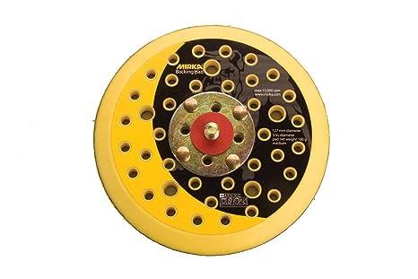 Mirka 915GV 5 Inch Grip Faced Abranet Vacuum Pad