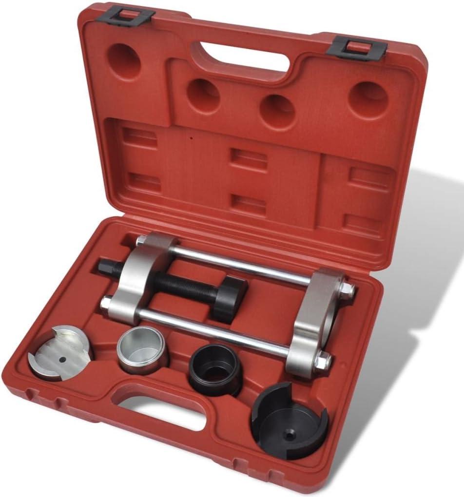 vidaXL Set Herramientas para Rótulas de Suspensión para BMW Serie 3 Extractor