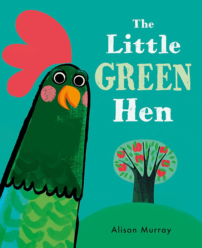 Image result for The Little Green Hen""