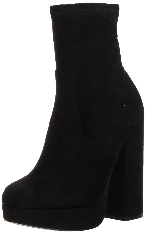 Steve Madden Women's Stardust Fashion Boot B0723H9DTD 6 B(M) US|Black