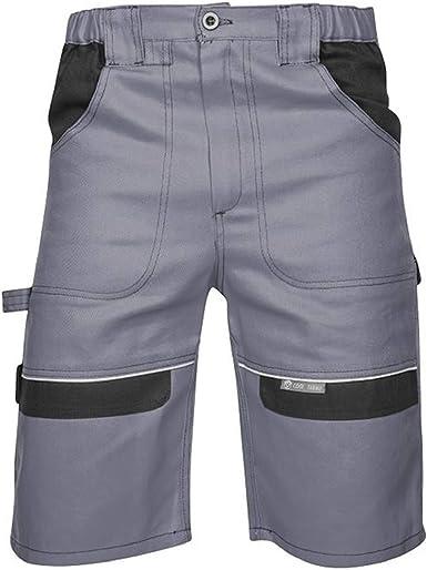 3Kamido Pantalones Cortos para Hombres, 100% algodón, Pantalones ...