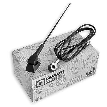 Antena de varilla antennenfuss Antena Antena Techo: Amazon.es: Coche y moto