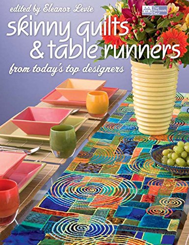 Skinny Quilts and Table Runners: From Today's Top Designers for sale  Delivered anywhere in USA