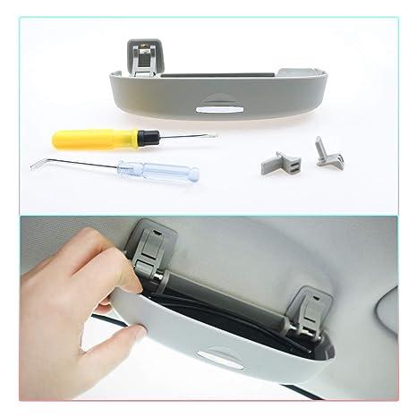 Amazon.com: CDEFG - Caja de almacenamiento para gafas de sol ...