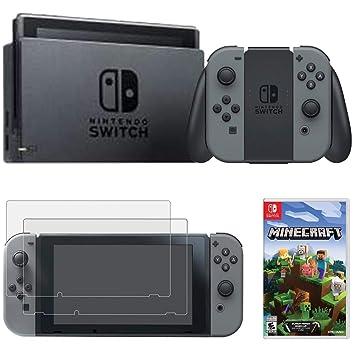 Amazon.com: Nintendo Switch - Consola de 32 GB con gris, Joy ...