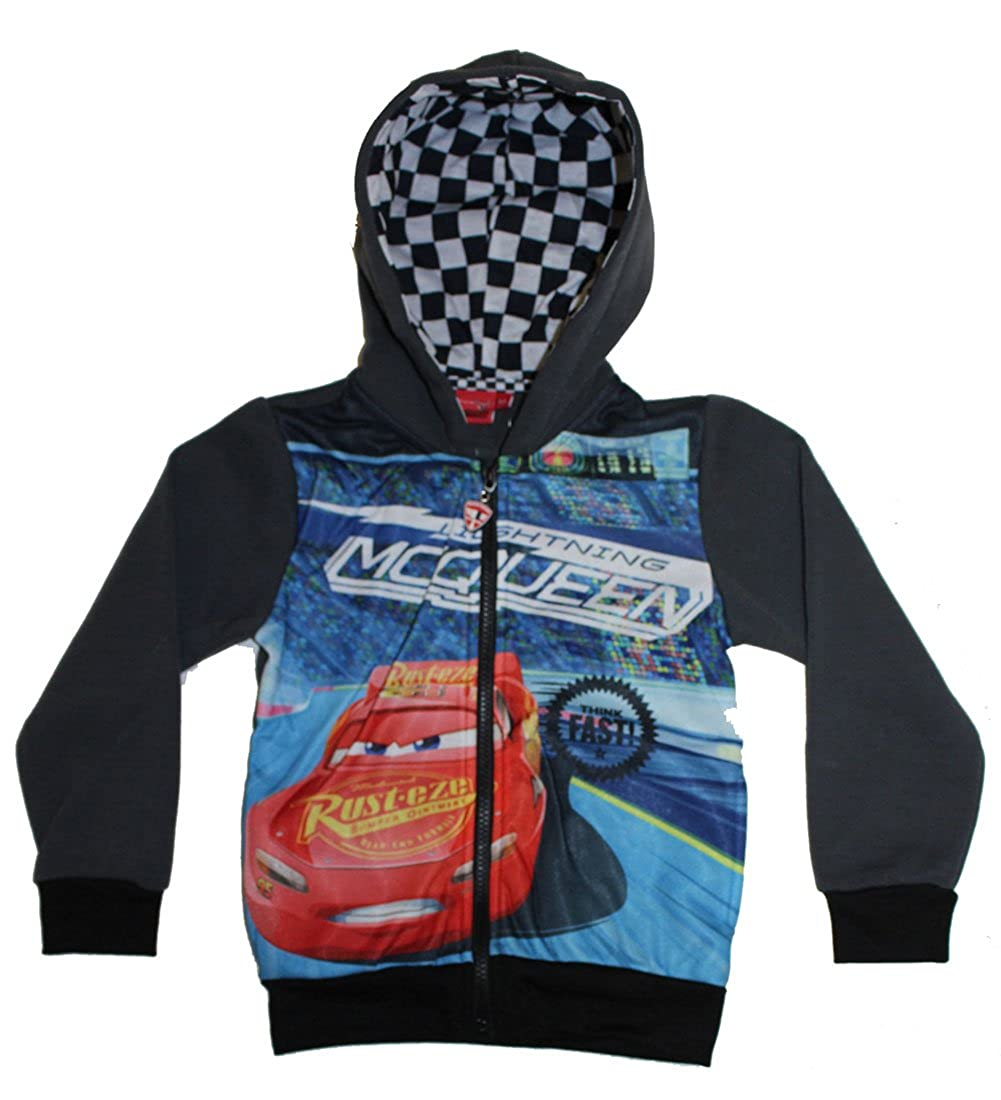 Disney Boy's Cars Piston Cup Sweatshirt PH1386