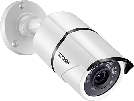 Analog CCTV Bullet Camera 1080P 4in1 90° View Angle Outdoor TVI//AHD//CVI//CVBS