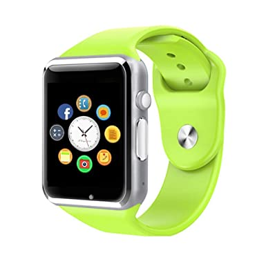 A1 Smartwatch para Android y Apple dispositivos: Amazon.es ...
